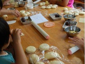 【東京・世田谷区】笹塚駅から徒歩4分!パン作り教室(フランスパン)の魅力の説明画像
