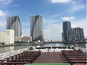 【東京・クルージング】最大140名☆海鮮BBQクルージングプランの魅力の説明画像