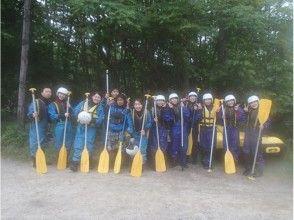 【Hokkaido · Furano】 Sorachi River Rafting Tour (half day course) Description image of popularity No 1 ★