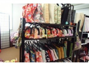 【Kyoto · Shijo Teramachi · Kimono rental】 Explanation image of the charm of the auto-plan (hand-held OK!)
