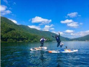 プランの魅力 湖でアクティブに楽しむ! の画像