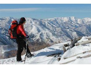 描述圖像的魅力[群馬,水]雪鞋半天探索之旅