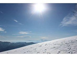 【群馬・みなかみ】スノーシュー半日探検ツアー(シニア割プラン)の魅力の説明画像