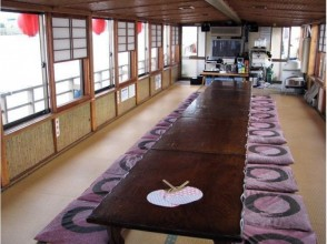 【Asakusa stallship ship】 Used from more than 20 people Banquet with banquet 150 minutes for drinks All-you-can-eat 14040 yen Description image of the course's attraction