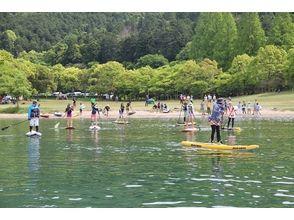 【滋賀・琵琶湖】1日じっくりSUPスクール♪日本一大きな湖『びわ湖』で【人気コース】の魅力の説明画像