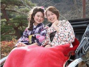 プランの魅力 袴で京都観光を楽しもう♪ の画像