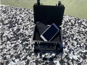 プランの魅力 There is also a waterproof case so you can rest assured! の画像