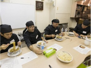 【Tokyo · Ikebukuro】 Making ramen for foreigners ★ Ban ramen college university opened! Explanation image of charm