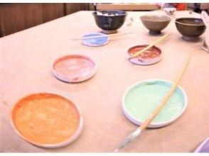【東京☆新橋駅歩5分】5つのアイテムの中から選べる楽しいセンスup  絵付け一日体験!の魅力の説明画像