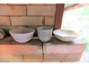 プランの魅力 您可以選擇3種自然色釉料♪ の画像