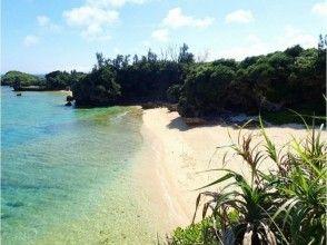 プランの魅力 沖縄のローカルポイントのプライベートビーチで撮影いたします。 の画像