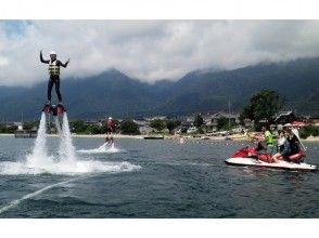 プランの魅力 Can be taken from a water jet の画像