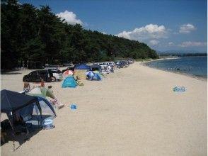 プランの魅力 A sandy beach comparable to a beach の画像