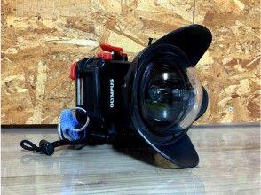 プランの魅力 青の洞窟コースで撮影するカメラが高性能 の画像