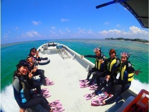プランの魅力 ボートで楽々ダイビング体験 の画像