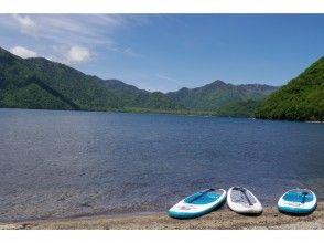 【日光・中禅寺湖】世界遺産 日光でSUPツーリングの魅力の説明画像