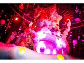 【KAWAII MONSTER CAFE原宿】毎週木曜日限定!バーレスクナイト!の魅力の説明画像
