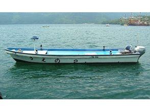 プランの魅力 發動機船4-6人座的釣魚 の画像