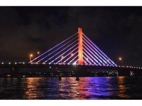プランの魅力 あやはし橋のライトアップ の画像