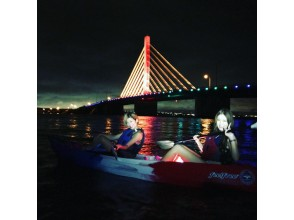 プランの魅力 あや橋ライトアップ③ の画像