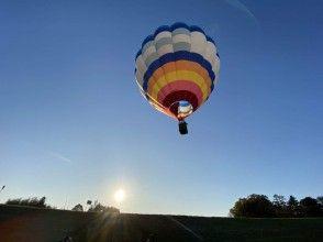 プランの魅力 3~4名乗り気球 の画像