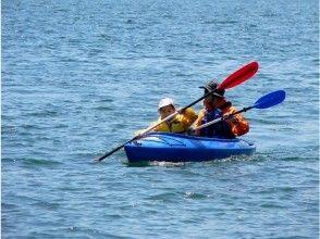 【桧原湖カヌー体験】9:00集合!午前半日コース 参加者の初チャレンジ率95%!の魅力の説明画像