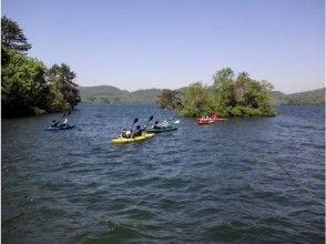 プランの魅力 大自然の湖の上で の画像