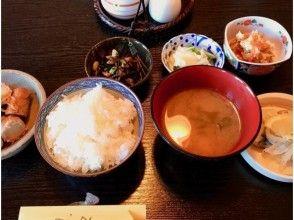 プランの魅力 Limited menu lunch at a hideaway cafe の画像