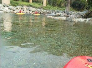 プランの魅力 The clear stream Yoshino River is waiting. の画像