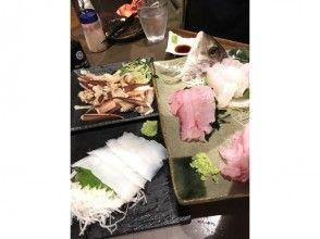 プランの魅力 【名瀬限定】釣れた魚を居酒屋へ持ち込み可能! の画像