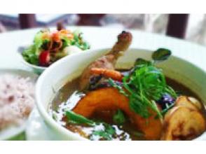 プランの魅力 Enjoy the soup curry ♪ の画像