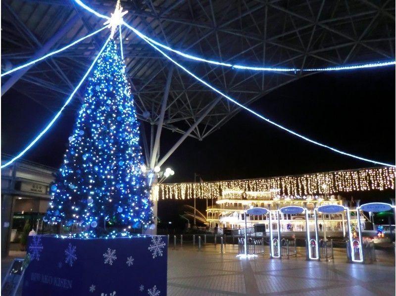 Lake Biwa Christmas Cruise