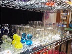 プランの魅力 当店の工房で手作りグラスが人気 の画像