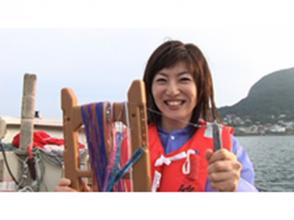 プランの魅力 イカ釣りの仕組み の画像