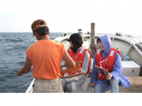 プランの魅力 イカ釣り開始 の画像