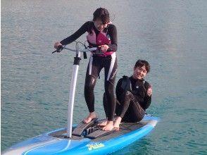 プランの魅力 ★ Introduced on TV ♪ Now a hot topic ★ Foot rowing sap The official name is Hobby Mirage Eclipse! の画像