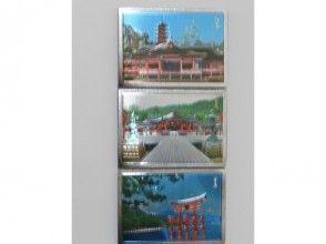 プランの魅力 厳島神社マグネット の画像