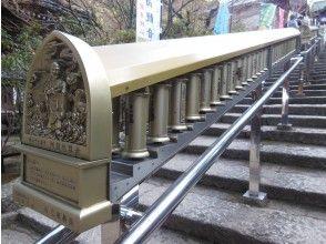 プランの魅力 山門から本堂に向かう長い石段の参道 の画像