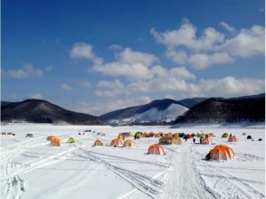 [Hokkaido Minamifurano] ☆ ☆ recommend ice smelt fishing half-day tour! Charm of description image of experience ♪ to you pay in private car discount
