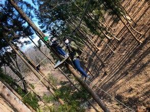 プランの魅力 Tightrope walking even in safety training! The height goes up at once in the production! !! の画像