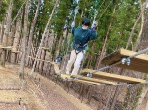 プランの魅力 Only in Chichibu! Run up the 24m bridge! !! の画像