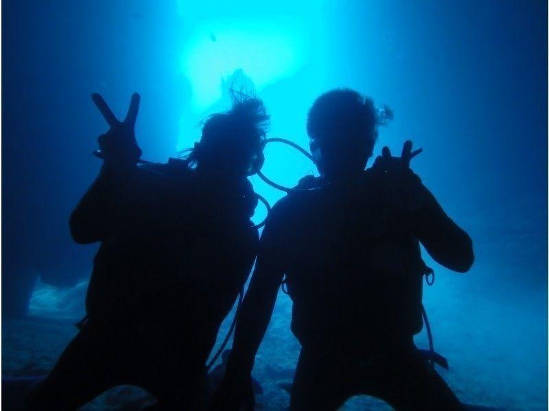 【沖縄本島おすすめ】ダイビングやシュノーケリングのツアーが人気!青の洞窟エキスパートオフィシャルショップ「ラピスマリンスポーツ」