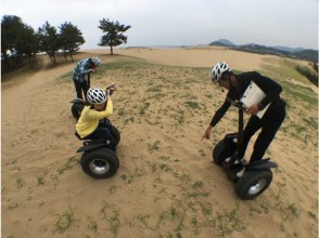 プランの魅力 インストラクターが砂丘を全部教えちゃいます! の画像