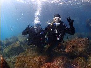プランの魅力 安全で楽しい体験ダイビング♪ の画像