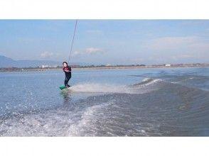 プランの魅力 Sense of sliding on water, I can not quit! の画像