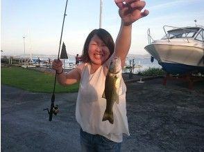 プランの魅力 Lake Biwa is the sacred ground of the black bus. Please also enjoy bath fishing! の画像