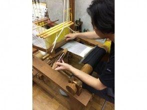 プランの魅力 Valuable weaving experience supported by weaving masters の画像
