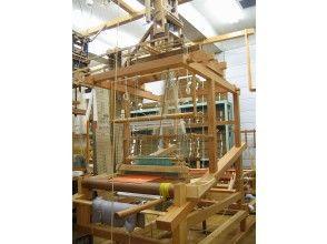"""プランの魅力 Restored ancient weaving machine """"high machine"""" の画像"""
