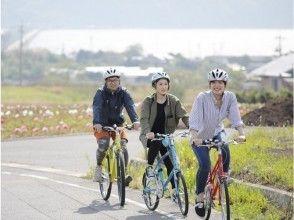 プランの魅力 お洒落な自転車でサイクリング の画像