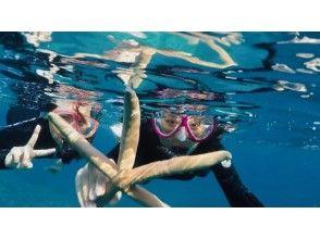 プランの魅力 慶良間ブルーの海でシュノーケル! の画像